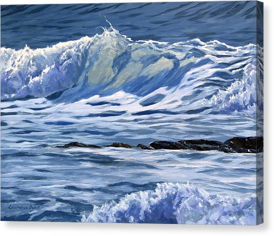 May Wave Canvas Print