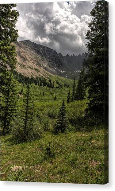 Mayflower Gulch Canvas Print