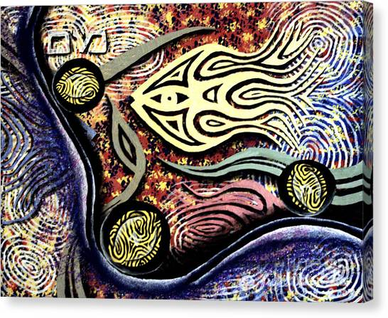 Mayim Canvas Print