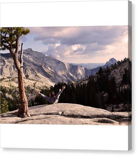 Scotty Canvas Print - Me And The Valley Of The Kings 👑👑 by Scotty Brown