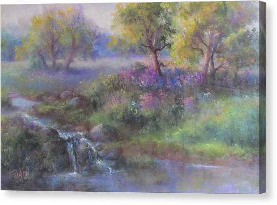 Meadow Spring Canvas Print