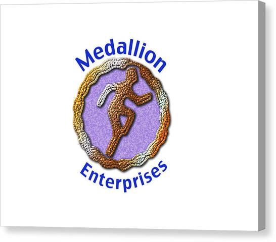 Medallion Enterprises Canvas Print