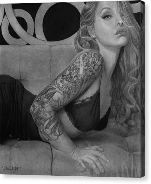 Megan Renee Canvas Print