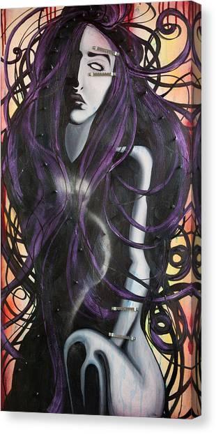 Melpomene Canvas Print