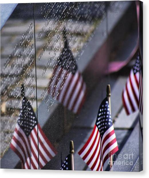 Memorial Day 2015 Canvas Print