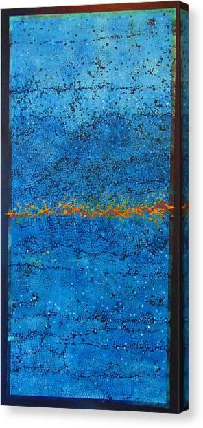 Memories Canvas Print by Emil Bodourov