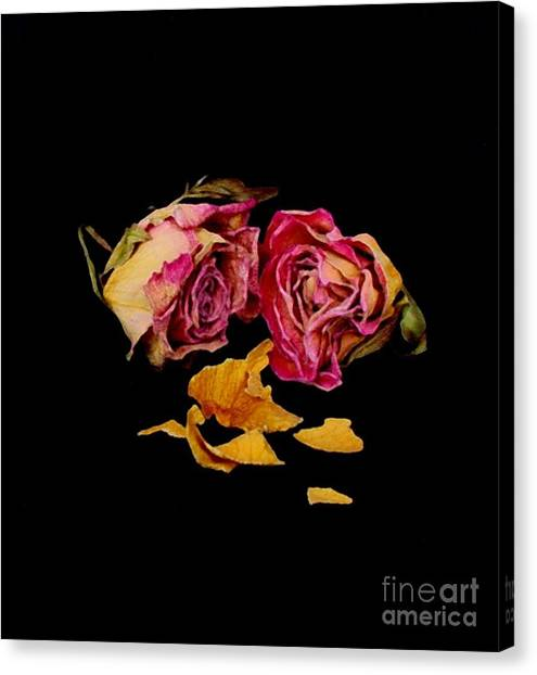 Memories Canvas Print by Fred Wilson