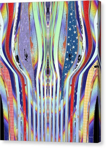 Memory 2139 Canvas Print