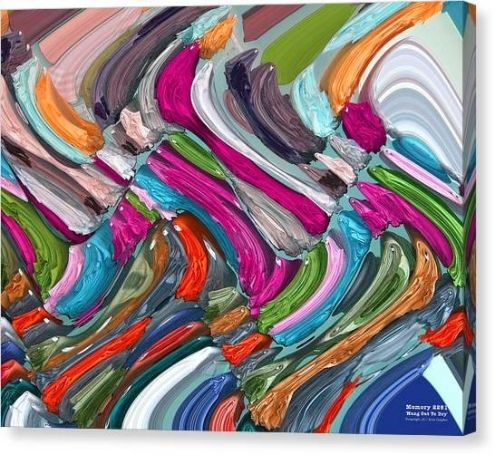 Memory 2251 Canvas Print