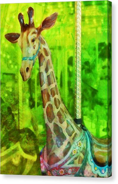 Menagerie Canvas Print by JAMART Photography