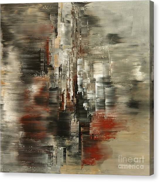 Metals And Magnetism Canvas Print