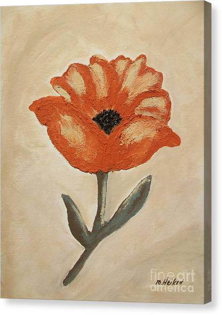 Mexican Flower Canvas Print