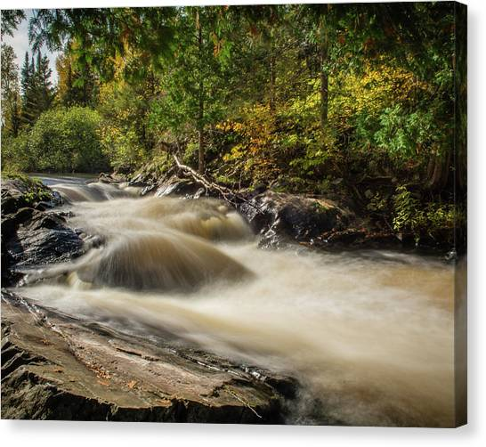 Meximine Falls Canvas Print