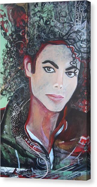 Michael Canvas Print