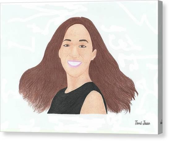 Michelle Phan Canvas Print