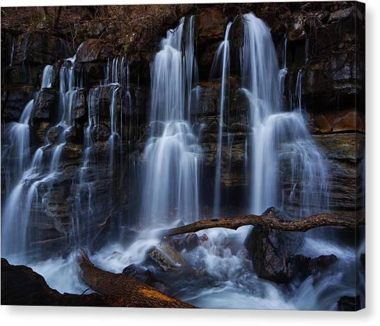 Middle Creek Falls Canvas Print