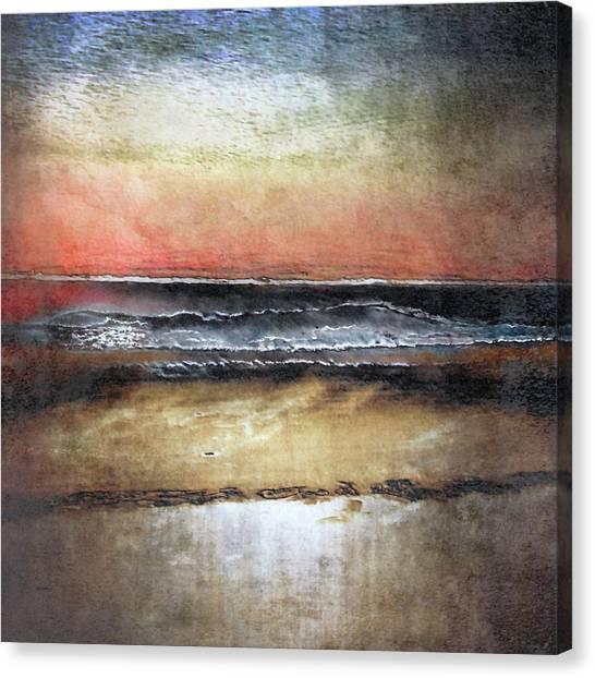 Midnight Sands Gloucester Canvas Print