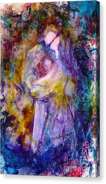 Midnight Whispers Canvas Print