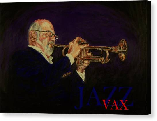 Mike Vax Canvas Print