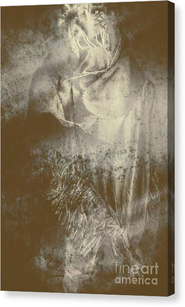 Scarecrows Canvas Print - Mildew The Scarecrow by Jorgo Photography - Wall Art Gallery