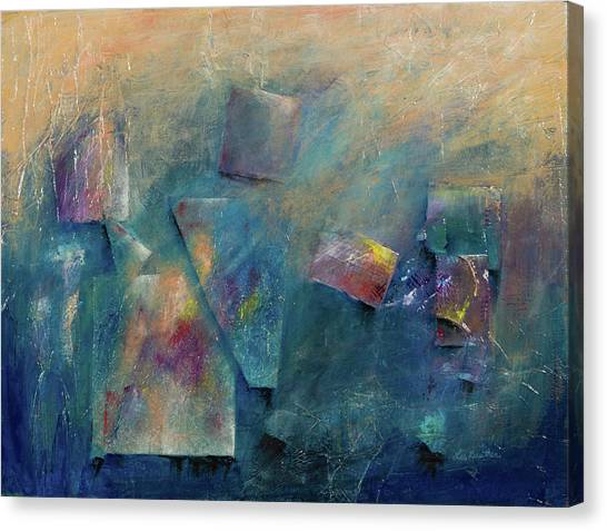 Milestones Canvas Print