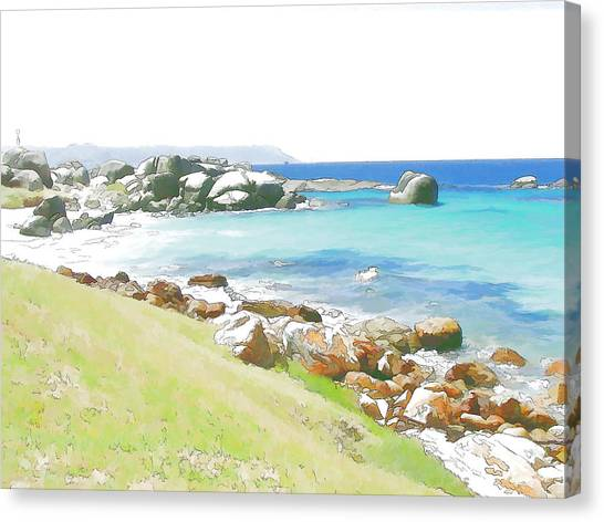 Miller's Point 2 Canvas Print by Jan Hattingh