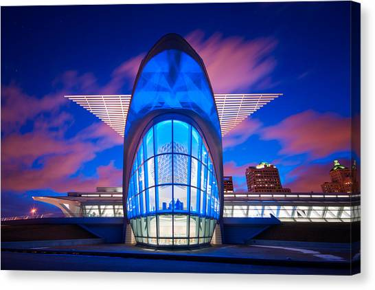 Milwaukee's Wings Canvas Print