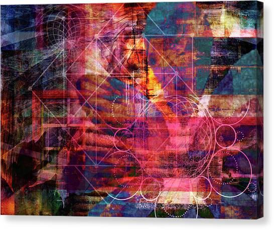 Mind Matter Canvas Print