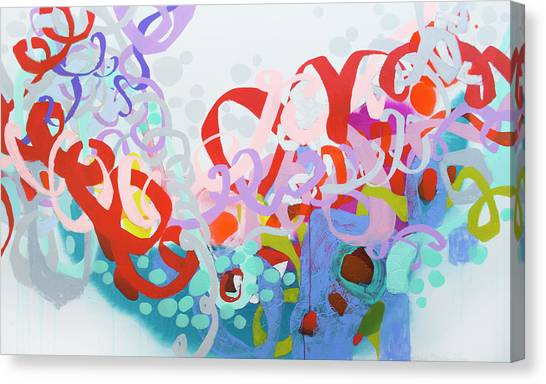 Canvas Print - Mind Of Your Own by Claire Desjardins