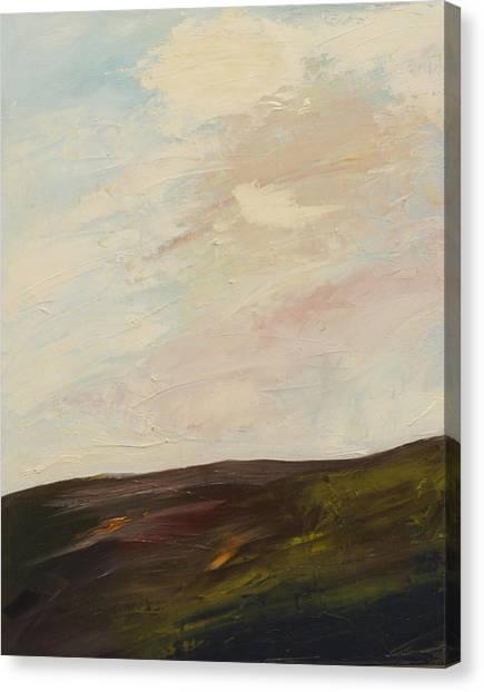 Mindful Landscape Canvas Print