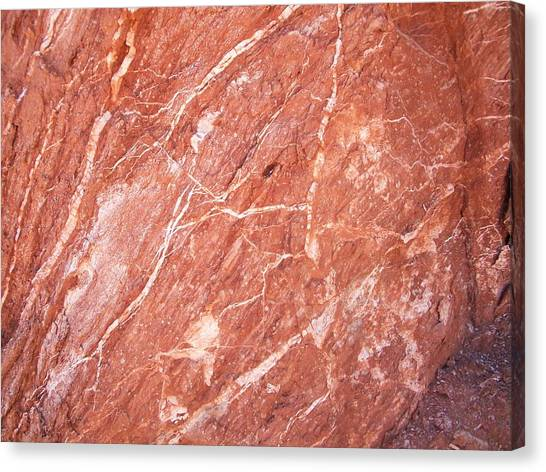 Minerals Canvas Print by Trenton Heckman