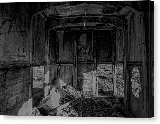 Mini Urbex Canvas Print