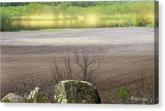 Minnesota Quantum Field..... Canvas Print