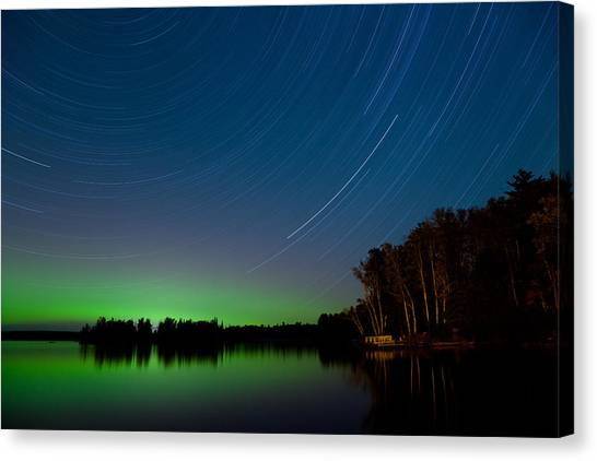 Minnesota Magic Canvas Print