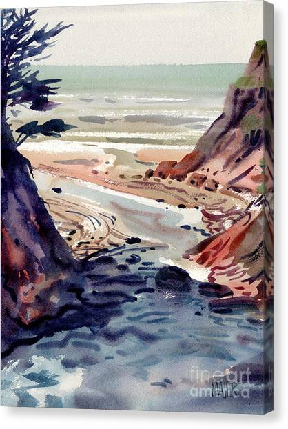 Miramonte Point Canvas Print by Donald Maier
