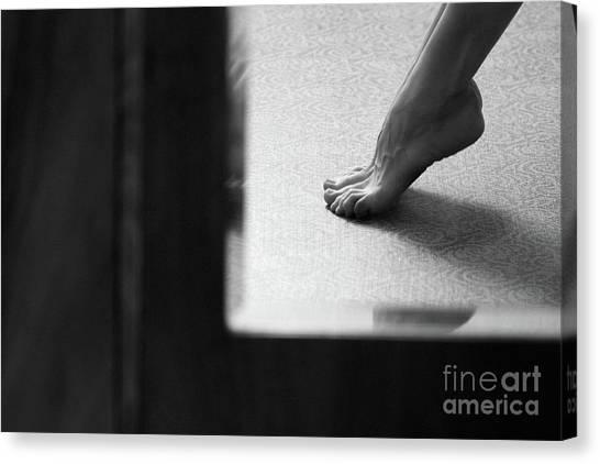 Mirror #6991 Canvas Print