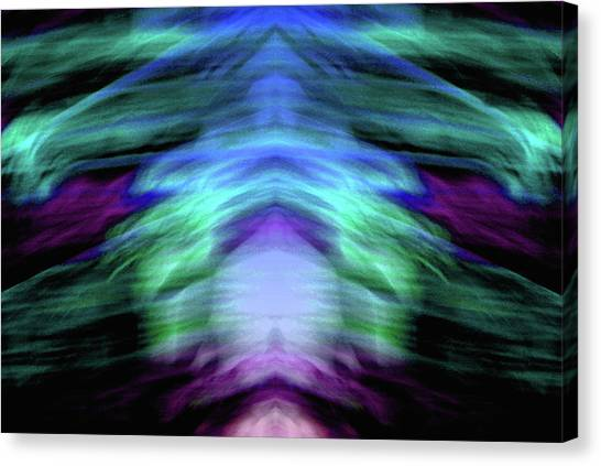Canvas Print - Mirror Abstract Vii by Russell Wilson