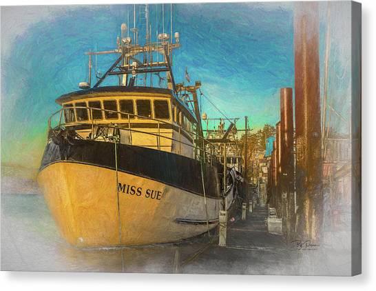Miss Sue Canvas Print