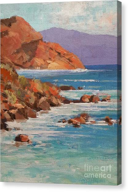 Mission Cove Canvas Print