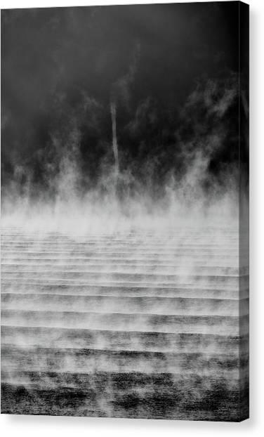 Misty Twister Canvas Print