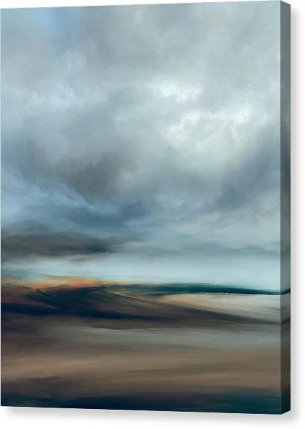 Sublime Canvas Print - Modest Movement by Lonnie Christopher