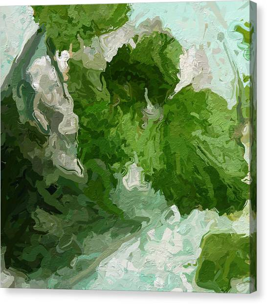 Canvas Print - Mojito by Modern Art