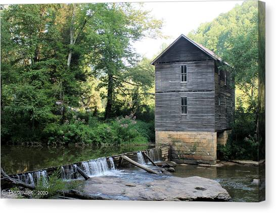 Mollohan Mill 2 Canvas Print