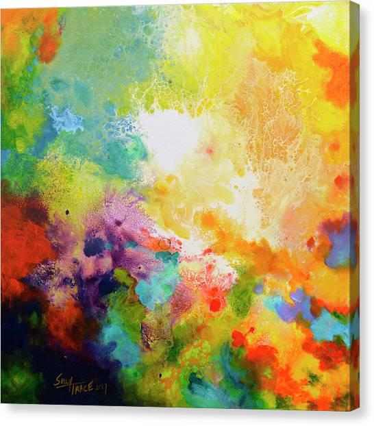 Momentum, Canvas One Canvas Print