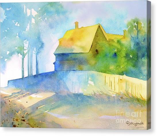 Monhegan Island Morning Canvas Print