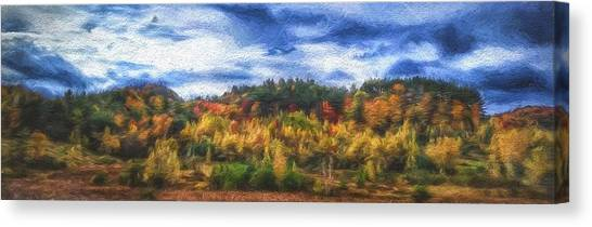 Monkton Ridge, Vt Canvas Print