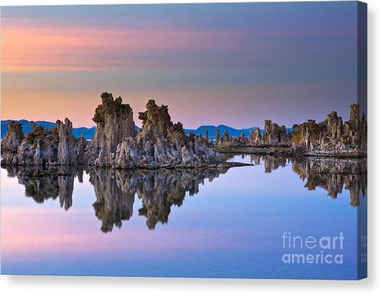 Mono Lake #2 Canvas Print