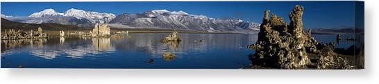 Mono Lake Pano Canvas Print