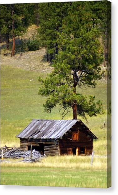 Montana Ranch 2 Canvas Print