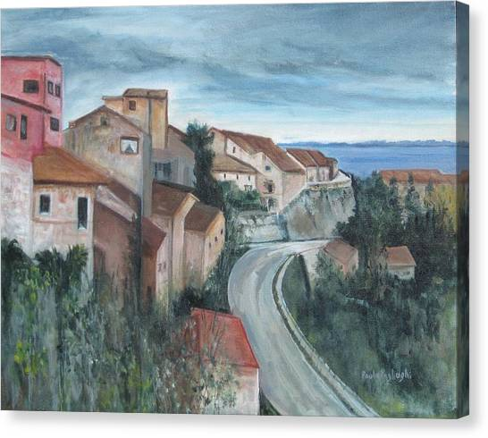 Montepulciano Canvas Print